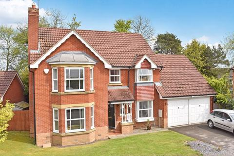 4 bedroom detached house for sale - Youngs Drive, Harrogate