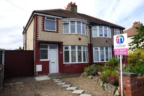 3 bedroom semi-detached house to rent - Lauderdale Avenue, Thornton-Cleveleys, FY5