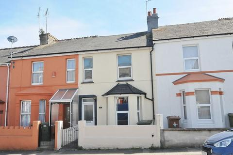 3 bedroom terraced house for sale - Kathleaven Street, Plymouth. 3 Bedroom Family Home with a Garden and Garage. Chain Free !!