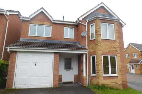 4 bedroom detached house to rent - Heathfield Way, Mansfield