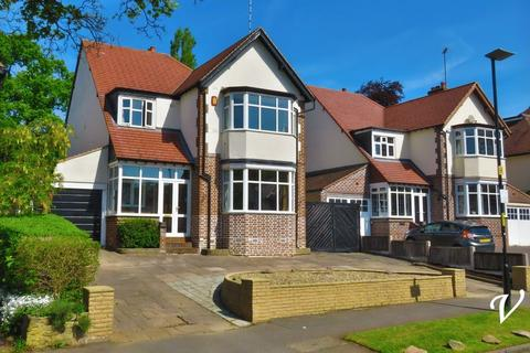 4 bedroom detached house for sale - Doveridge Road, Hall Green, Birmingham B28 0LT
