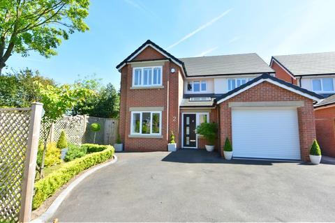 4 bedroom detached house for sale - Charnwood Close, Burscough