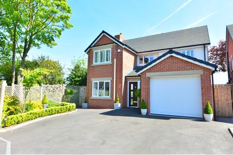 4 bedroom detached house for sale - Charnwood Close, Burscough