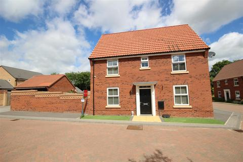3 bedroom detached house for sale - Newman Avenue, Beverley