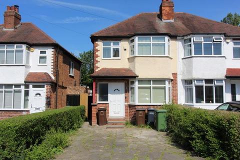3 bedroom house to rent - Summerfield Road, Solihull