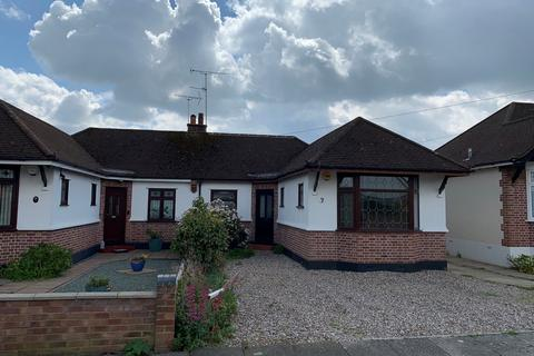 3 bedroom semi-detached bungalow for sale - Burnside Crescent, Chelmsford, CM1