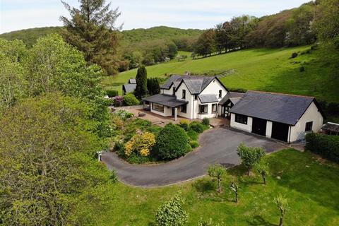 3 bedroom property with land for sale - Cwmrheidol, Aberystwyth, Cwmrheidol, SY23