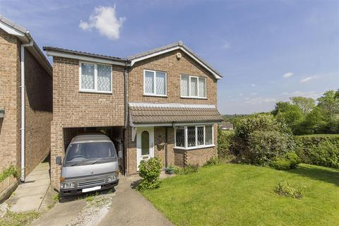 4 bedroom detached house for sale - Pear Tree Close, Hollingwood, Chesterfield