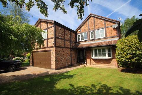 5 bedroom detached house for sale - Hazelwood Road, Wilmslow