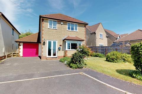 4 bedroom detached house for sale - Sunset Close, Peasedown St. John, Bath