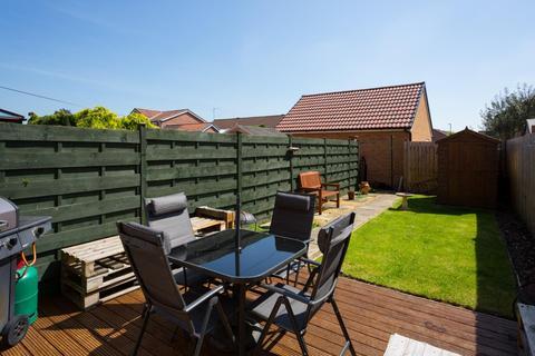 2 bedroom terraced house for sale - Dee Close, Woodthorpe, York