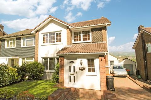 3 bedroom semi-detached house for sale - Allt-Yr-Yn Court, Newport, NP20