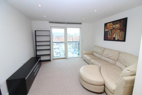 1 bedroom apartment to rent - Meridian wharf, Swansea, SA1 1LB