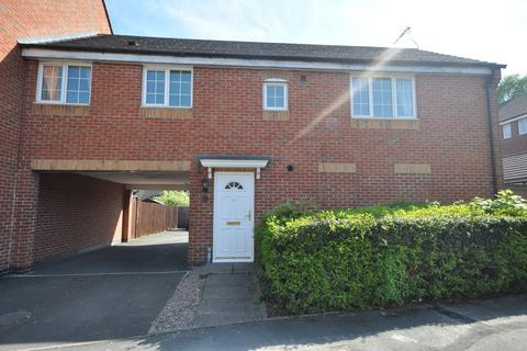 2 bedroom townhouse for sale - Barker Round Way, Burton-on-Trent