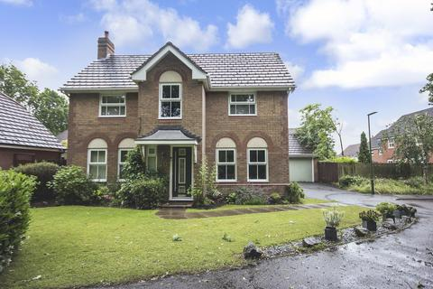 4 bedroom detached house for sale - Buckminster Drive, Dorridge