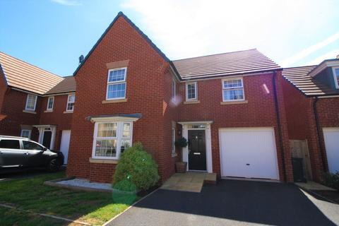 4 bedroom detached house for sale - Huntsham Road, Exeter