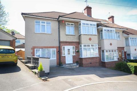 4 bedroom end of terrace house for sale - Lincombe Avenue, Bristol, BS16 5UD