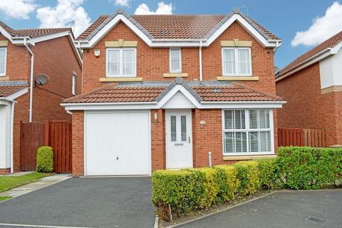 4 bedroom detached house for sale - Manor Gardens, Gateshead, Tyne & Wear, NE10 8UZ