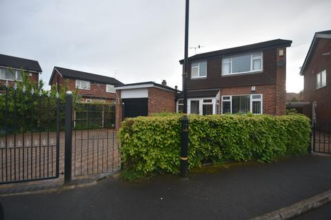 3 bedroom detached house to rent - Bedford Drive, Altrincham, WA15 7XB