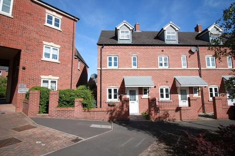 3 bedroom end of terrace house for sale - Brewers Square, Edgbaston