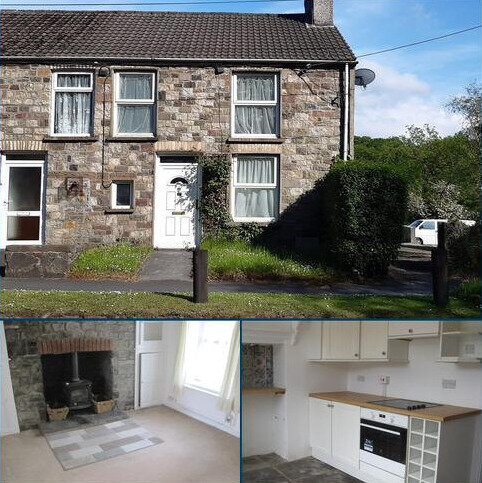 2 bedroom end of terrace house to rent - Crown Cottages, Ystradgynlais, Swansea.
