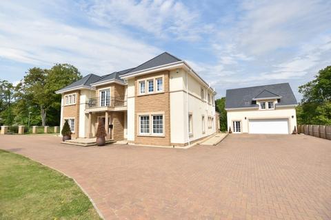 5 bedroom detached villa for sale - 1 Pollock Morris Drive, Gatehead, KA2 0EJ