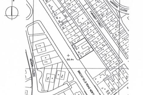 Plot for sale - Breckfield Road North, Liverpool, L5 4NH