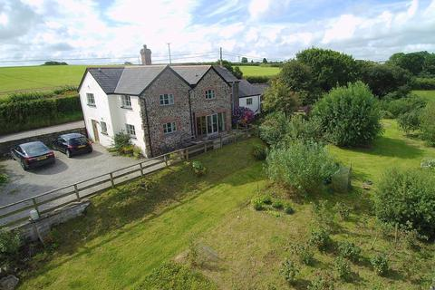 4 bedroom detached house for sale - Frithelstock, Nr Torrington
