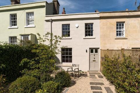 3 bedroom terraced house for sale - Richmond Place, Lansdown, Bath, BA1