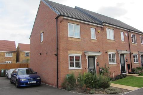 2 bedroom townhouse to rent - Stackyard Close, Thorpe Astley, Leicester LE3