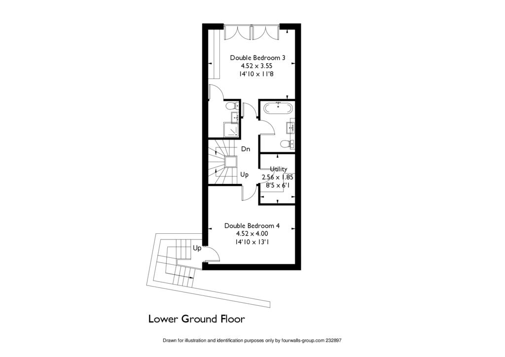 Floorplan 4 of 5: Lower Ground Floor
