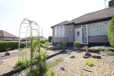 2 bedroom semi-detached bungalow for sale - Bosworth Gardens, Heaton, Newcastle upon Tyne NE6