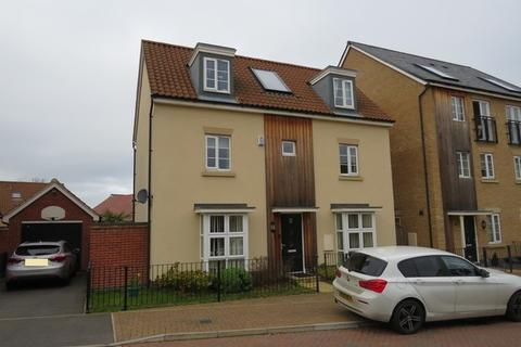 4 bedroom detached house for sale - Lockgate Road, Northampton, NN4