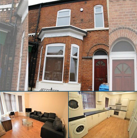 6 bedroom terraced house to rent - Great Cheetham Street West, Salford M7