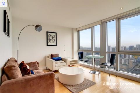 Studio to rent - Ontario Tower, 4 Fairmont Avenue, London, E14
