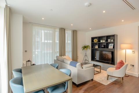 2 bedroom flat to rent - ostro tower, E14