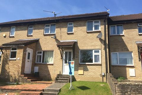 2 bedroom terraced house to rent - Marloes Close, Barry, The Vale Of Glamorgan. CF62 9EL