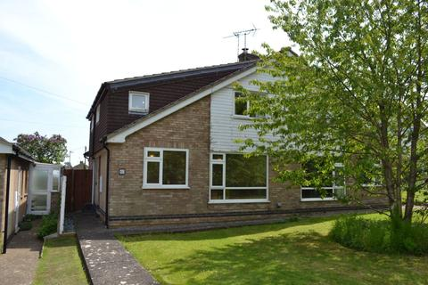 3 bedroom semi-detached house for sale - London Road, Roade, Northampton NN7 2PL
