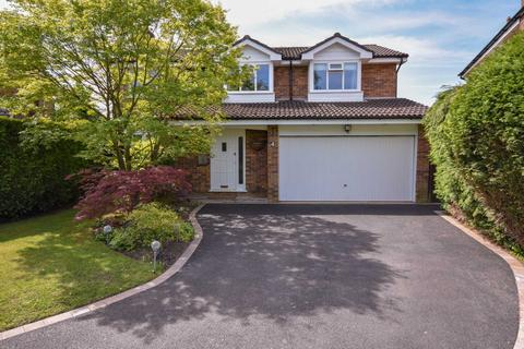 4 bedroom detached house for sale - BYLANDS CLOSE, POYNTON