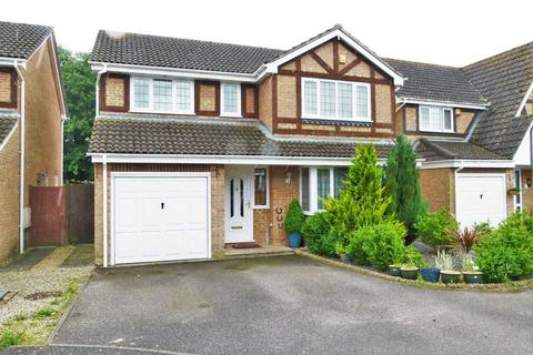 4 bedroom detached house to rent - Rockrose Court, Ludgershall