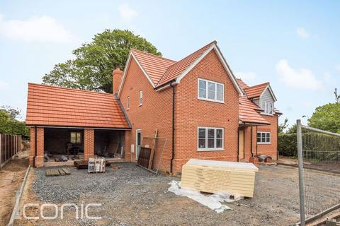 4 bedroom detached house for sale - Firbanks Close, Drayton, Norwich