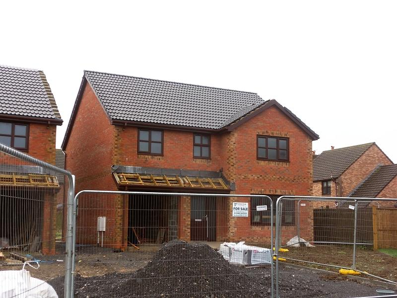 4 Bedrooms Detached House for sale in Parc Gwendraeth Development, Kidwelly, Carmarthenshire.