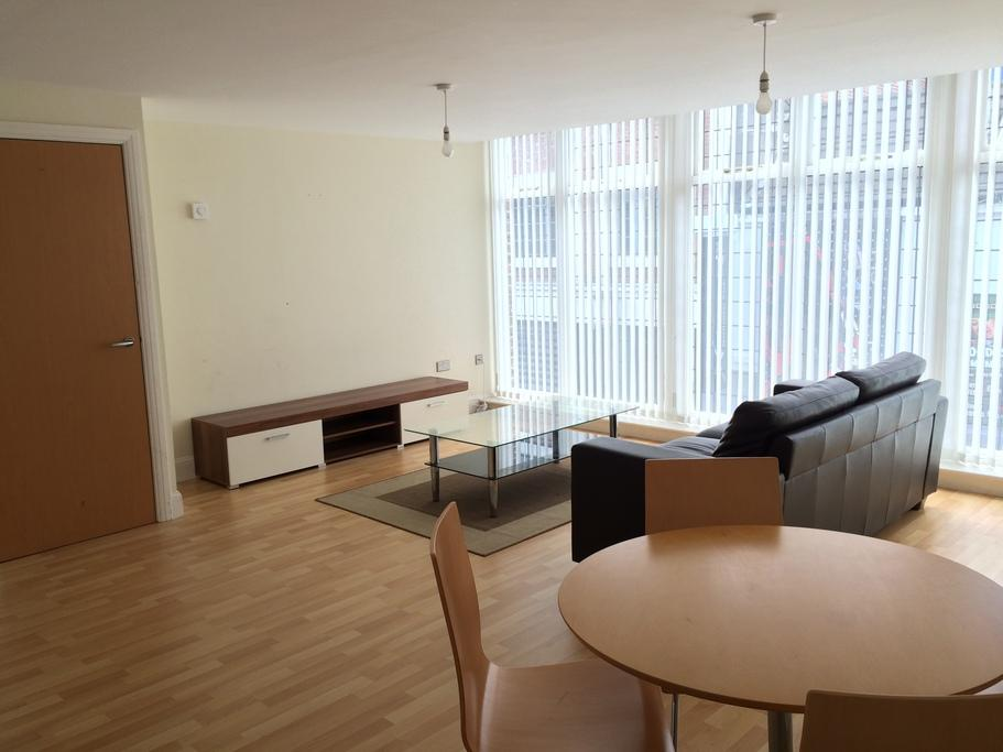 Wood Street, City Centre, Liverpool, L1 1 bed apartment to ...