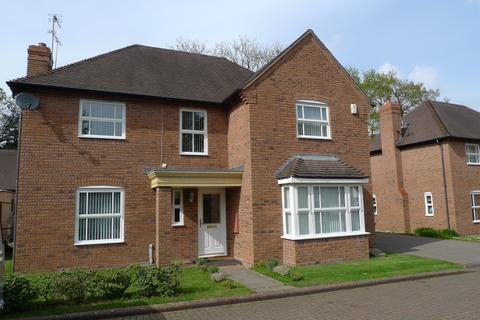 4 bedroom detached house to rent - Round Close, Dickens Heath, Solihull, West Midlands, B90