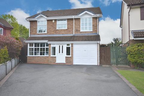 4 bedroom detached house for sale - Tyberry Close, Shirley