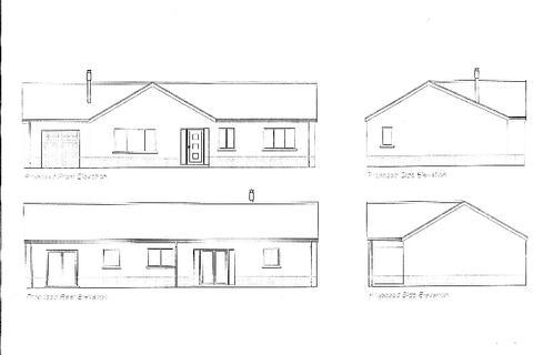 Plot for sale - Plots 1 & 2 , Tregarth, Square & Compass, Llangadog, Carmarthenshire.