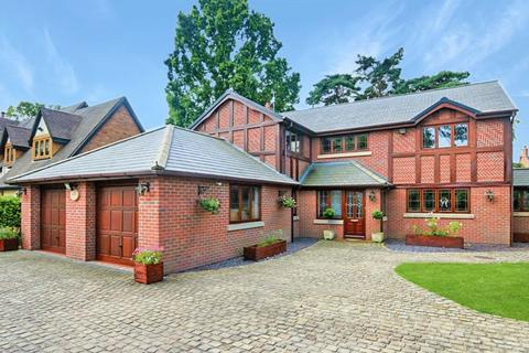 5 bedroom detached house for sale - The Paddock, Willaston