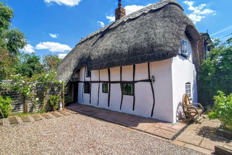 3 bedroom cottage for sale - The Thatched Cottage, Stoke Mandeville