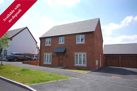 4 bedroom detached house to rent - 28 Tulip Walk, Gnosall, Stafford, ST20