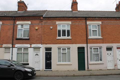 2 bedroom terraced house to rent - Tudor Road, West End, Leicester LE3